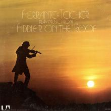 Ferrante & Teicher: Fiddler on the Roof  (United Artists)