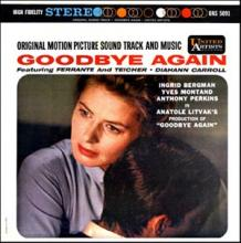 Ferrante & Teicher: Goodbye Again - Original Soundtrack  (United Artists)