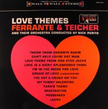 Ferrante & Teicher: Love Themes  (United Artists)