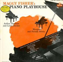 Ferrante & Teicher: Maggie Fisher's Piano Playhouse: Pianorama (MGM)