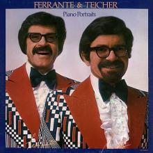 Ferrante & Teicher: Piano Portraits  (United Artists)